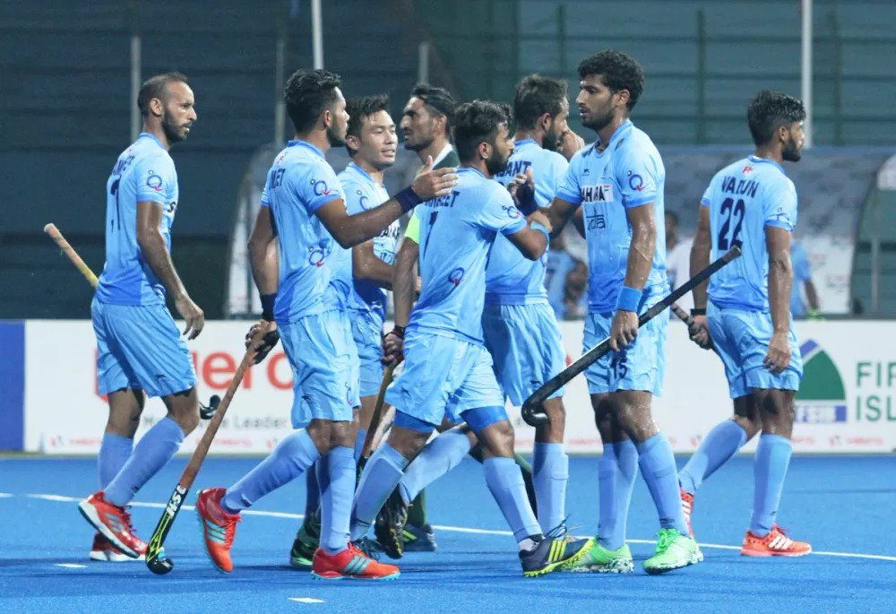 Virender Sehwag Jumps Into Action On Twitter As India Thrash Pakistan 3-1 In Hockey Asia Cup 1