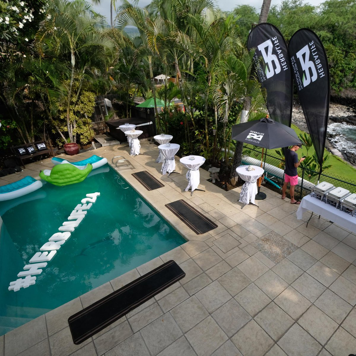 Sad to say goodbye to Kona. Congrats to all of our #TeamHerbalife athl...