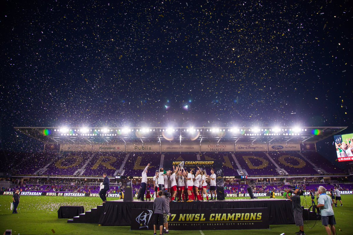What an honor it was to host the #NWSLCh...