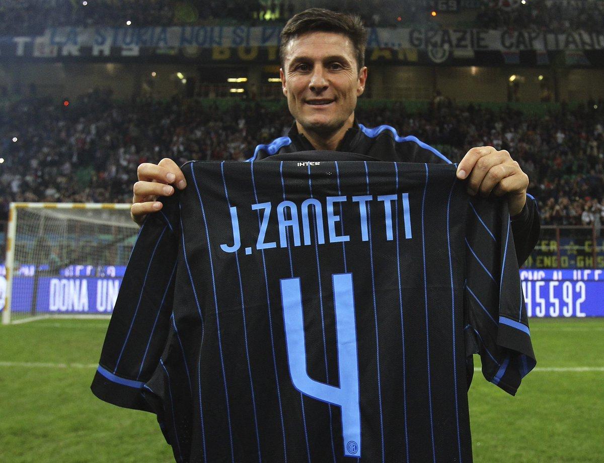 Javier Zanetti Latest news Breaking headlines and Top stories