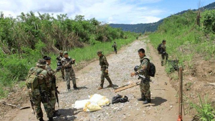 4 terroristas muertos y 13 narcotraficantes capturados tras operacione...