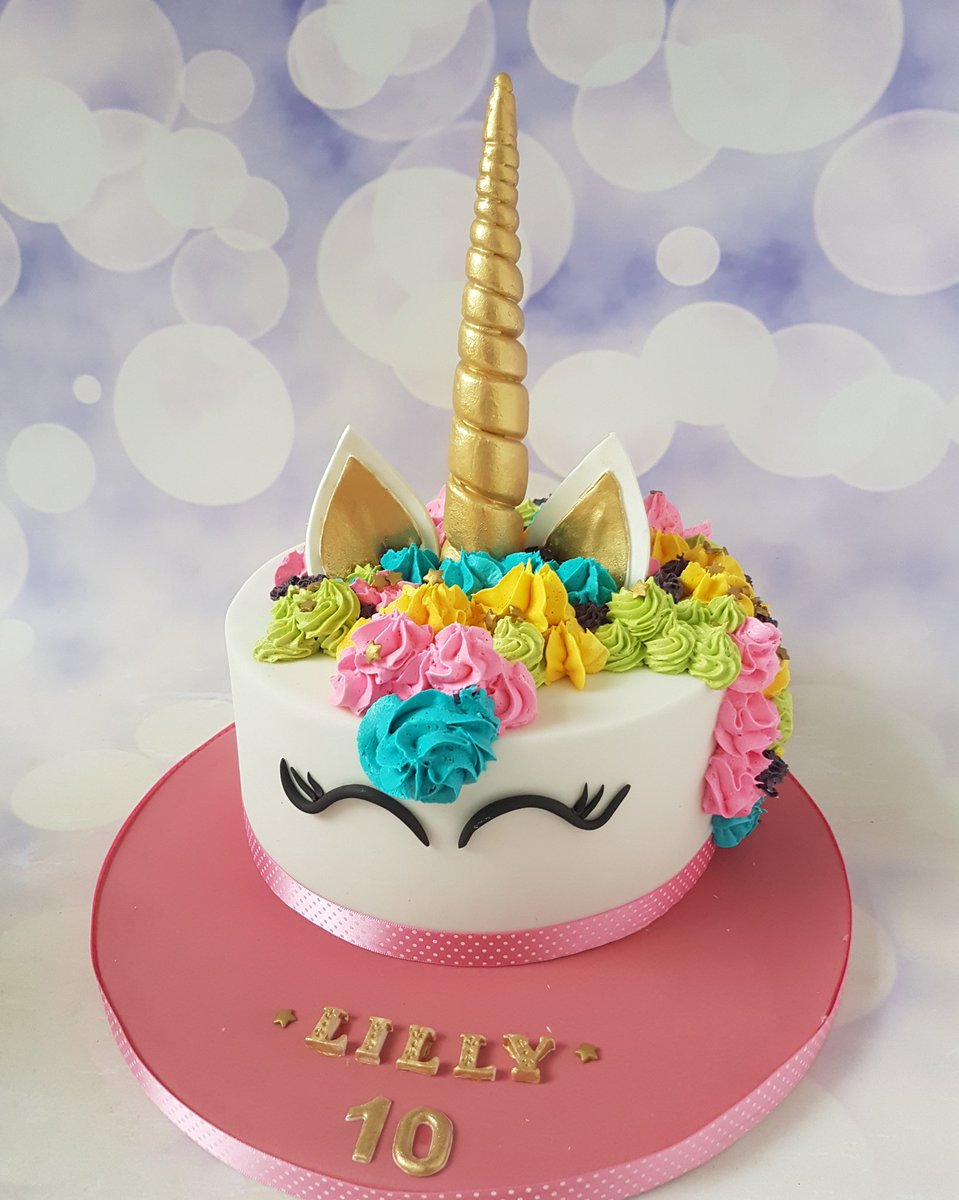Unicorn Cakes Big Unicorn Birthday Cake