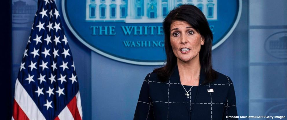 UN Amb. Nikki Haley calls reports of friction with Sec. Rex Tillerson 'so dramatic' https://t.co/MECPMtf1hE