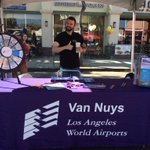 [PIC] Visit our booth at the  Sherman Oaks Street Fair and spin the wheel for a chance to win a prize!