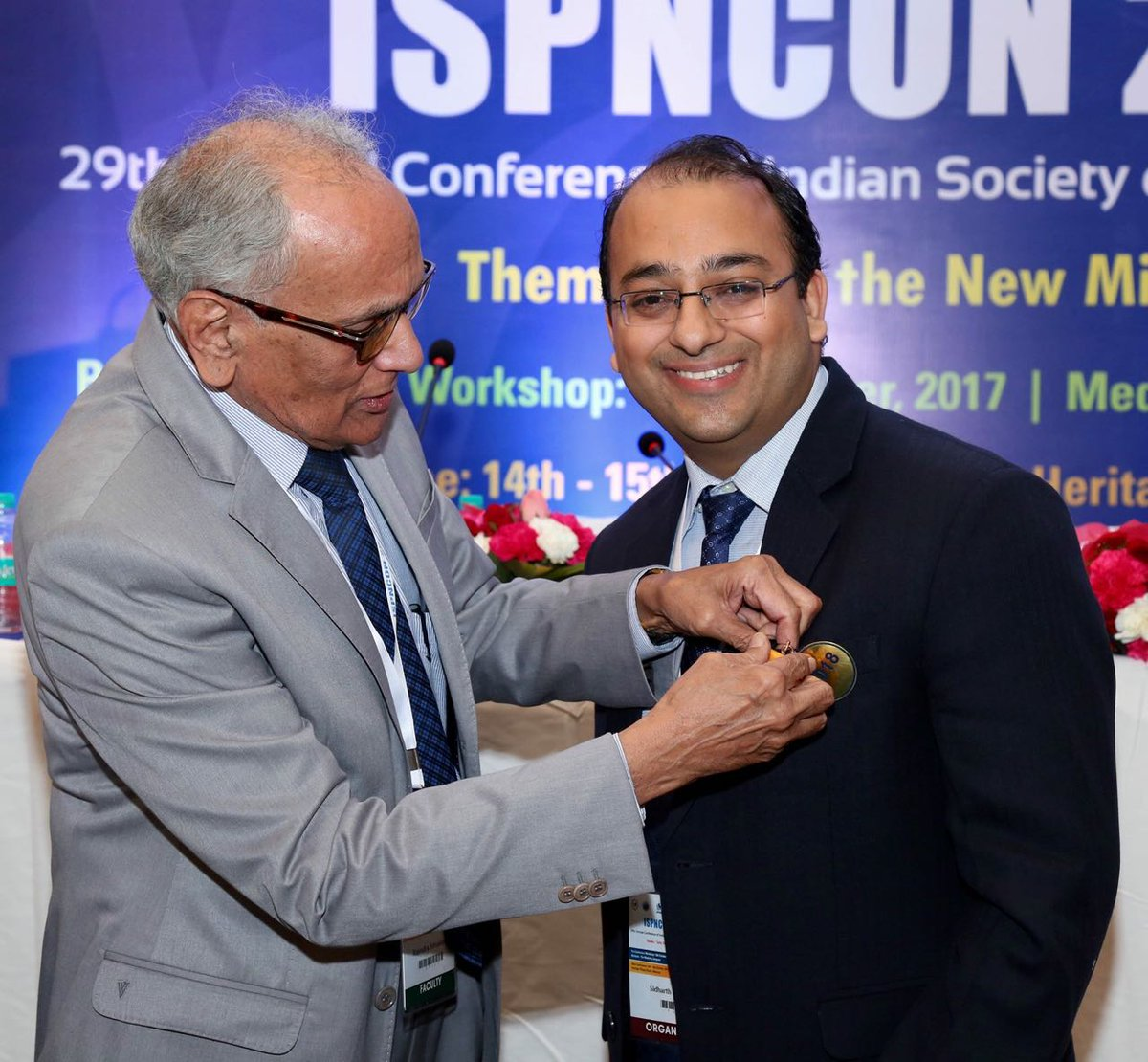 elected &#39;Secretary- Indian Society of Pediatric Nephrology &#39; yesterday. @ISNeducation @ISNkidneycare @IPNA_PedNeph #ispncon2017 <br>http://pic.twitter.com/JX5Vw8zbJp