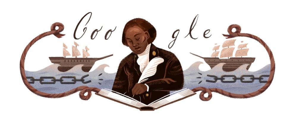 Olaudah Equiano's 272nd Birthday #OlaudahEquiano  #GoogleDoodle #African #Britain #Salve #Africanslave #Londan   https:// youtu.be/_bfo2XoNoFE  &nbsp;  <br>http://pic.twitter.com/0Nz0wBCdu4