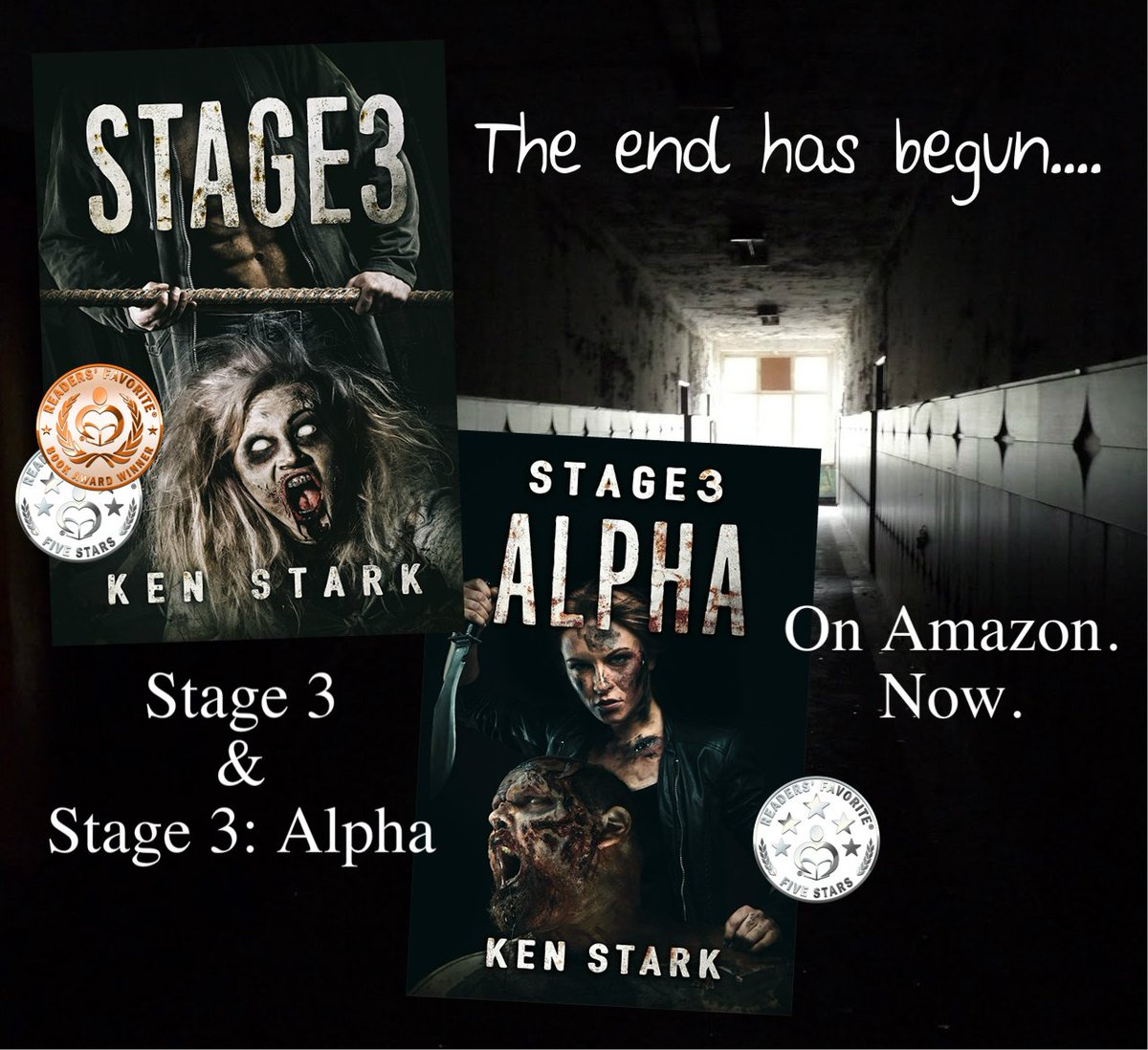 The storm of madness raged, and the world was torn apart.  #horror #zombie #thriller #series  http://www. amazon.com/dp/B01CYITYOS  &nbsp;    http://www. amazon.com/dp/B072WNGG7W  &nbsp;  <br>http://pic.twitter.com/S0tpayyvS8