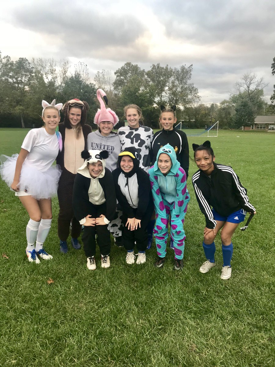 tara zimmer on twitter halloween costume practice tonight for girls soccer
