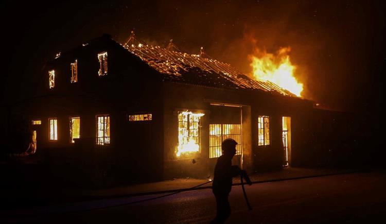 #Sociedade Uma casa ardeu em Braga e um hotel foi evacuado https://t.co/2waMC09H7t Em https://t.co/MDmhqgtnSp