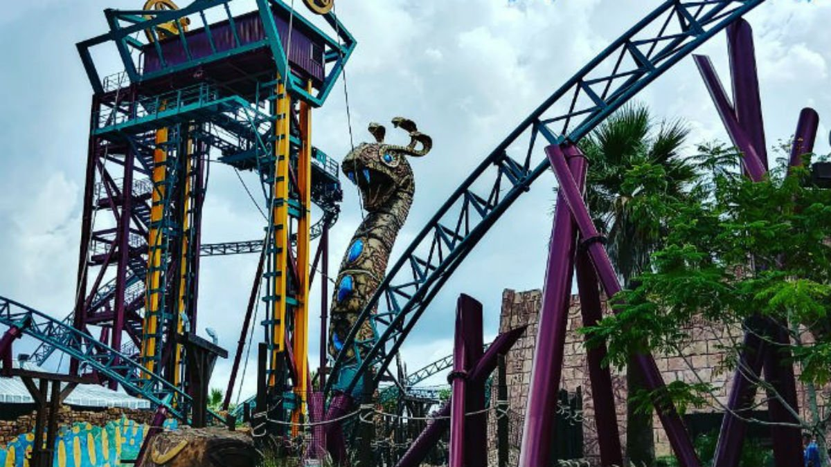 Buschgardens Offering Free Admission To First Responders