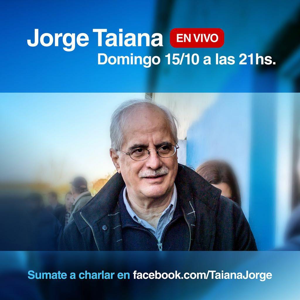#TaianaEnVivo #AhoraUnidadCiudadana http...