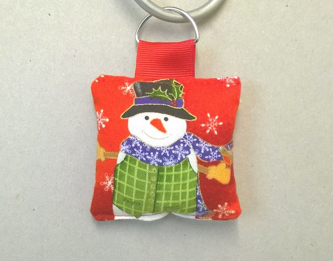 For fabric christmas decorations