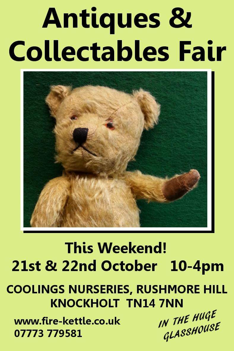 #advert in @BigginHillNews this week ready #antiques #collectables Fair at @CoolingsGC TN14 7NN #bromley FREE ENTRY  http://www. fire-kettle.co.uk  &nbsp;  <br>http://pic.twitter.com/tyusYu3sZ4