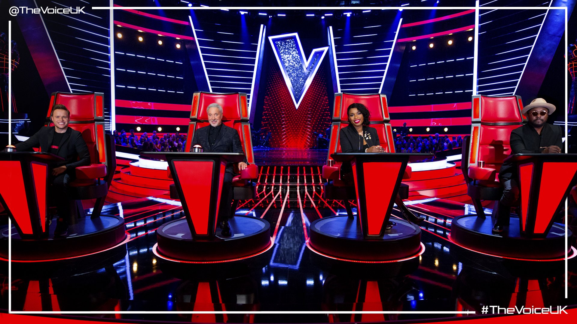 RT @thevoiceuk: Don't our Coaches look right at home? ❤️ Here's your first look at #TheVoiceUK 🚨✌️ https://t.co/BhFGab72vD