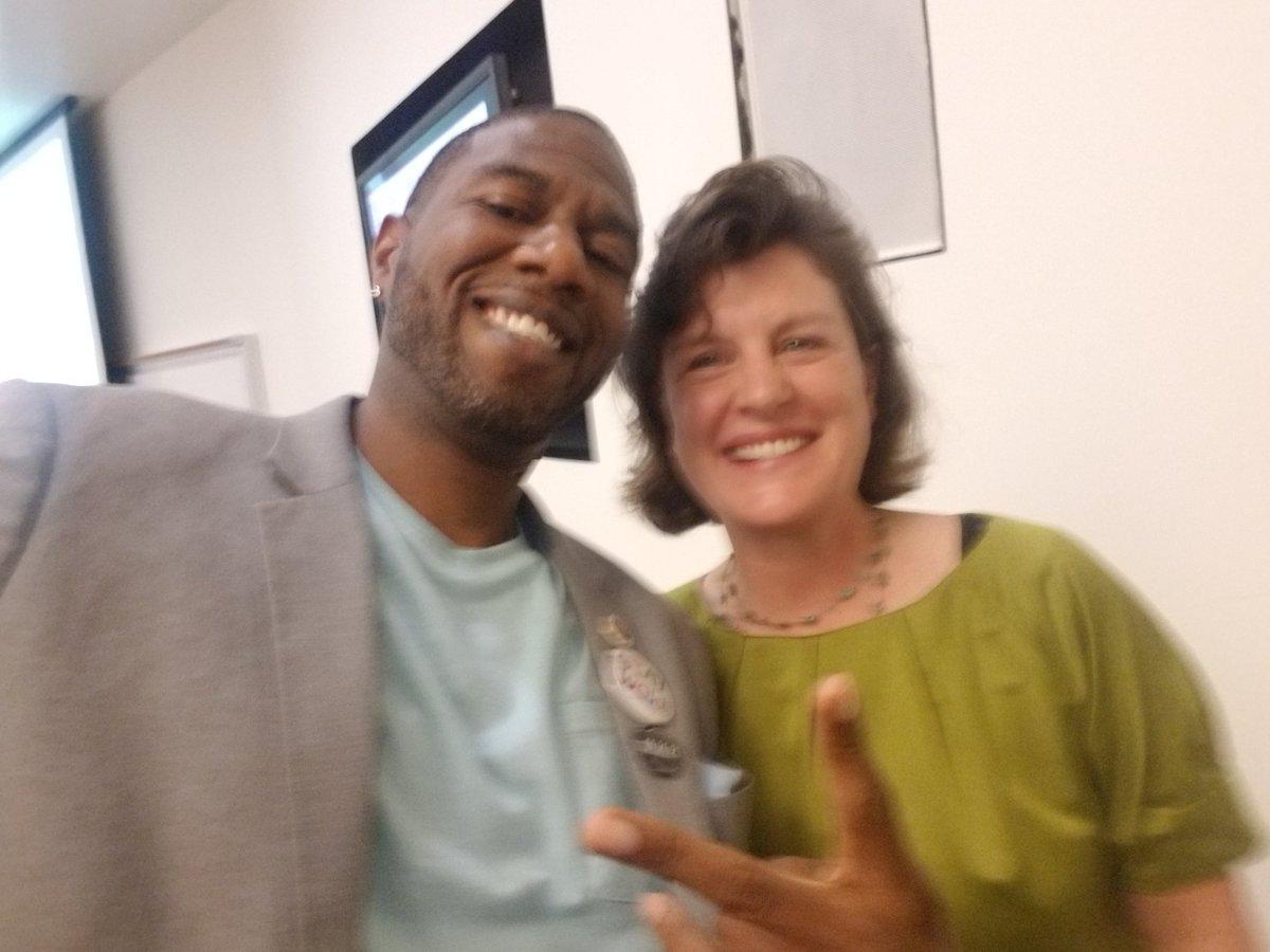 Had a great convo w/ @MayorMinerSYR  at...