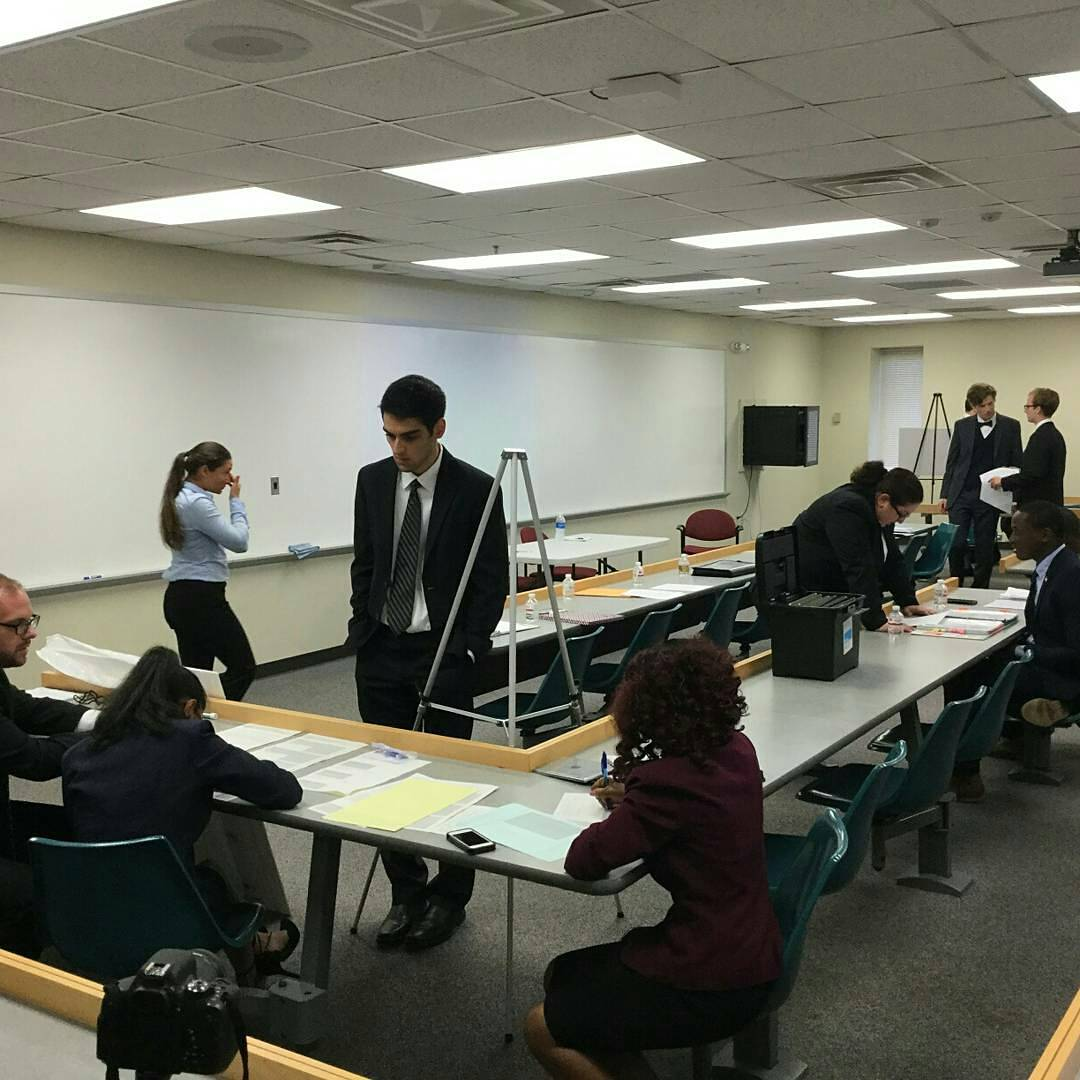 Great time this weekend @AtlantaJMLS for  @ksumocktrial invitational. Team learned a lot and looks forward to rest of season!  #MockTrial <br>http://pic.twitter.com/paMziGaorw