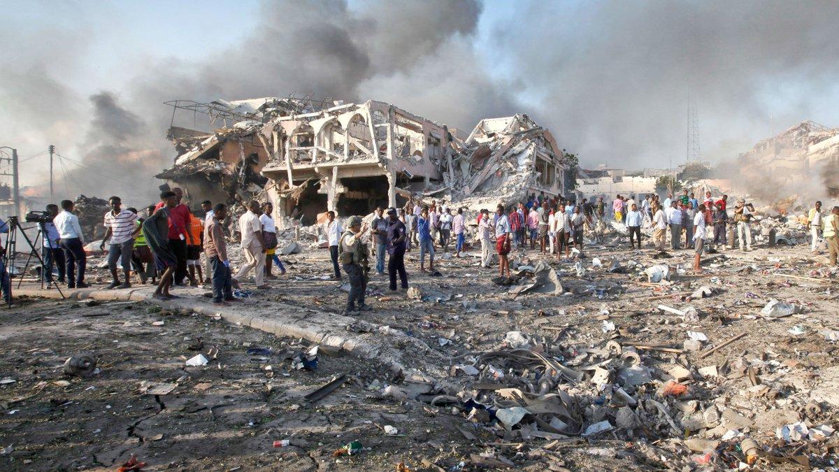 Image result for انفجارات سابقة في الصومال