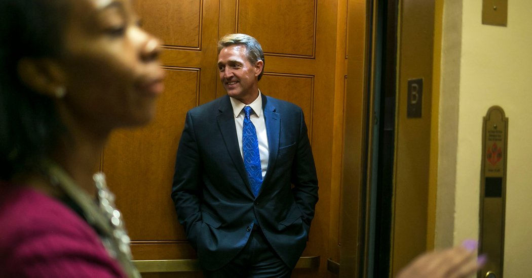 Jeff Flake's Lesson for Republicans: Cross Trump at Your Own Risk  http:// dlvr.it/PvmNnK  &nbsp;   #USPolitics via @NYTPolitics<br>http://pic.twitter.com/O8LcRTMsUy