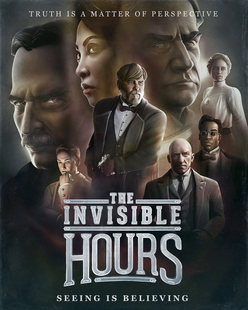 Get an in-depth look at spherical storytelling from The Invisible Hour...