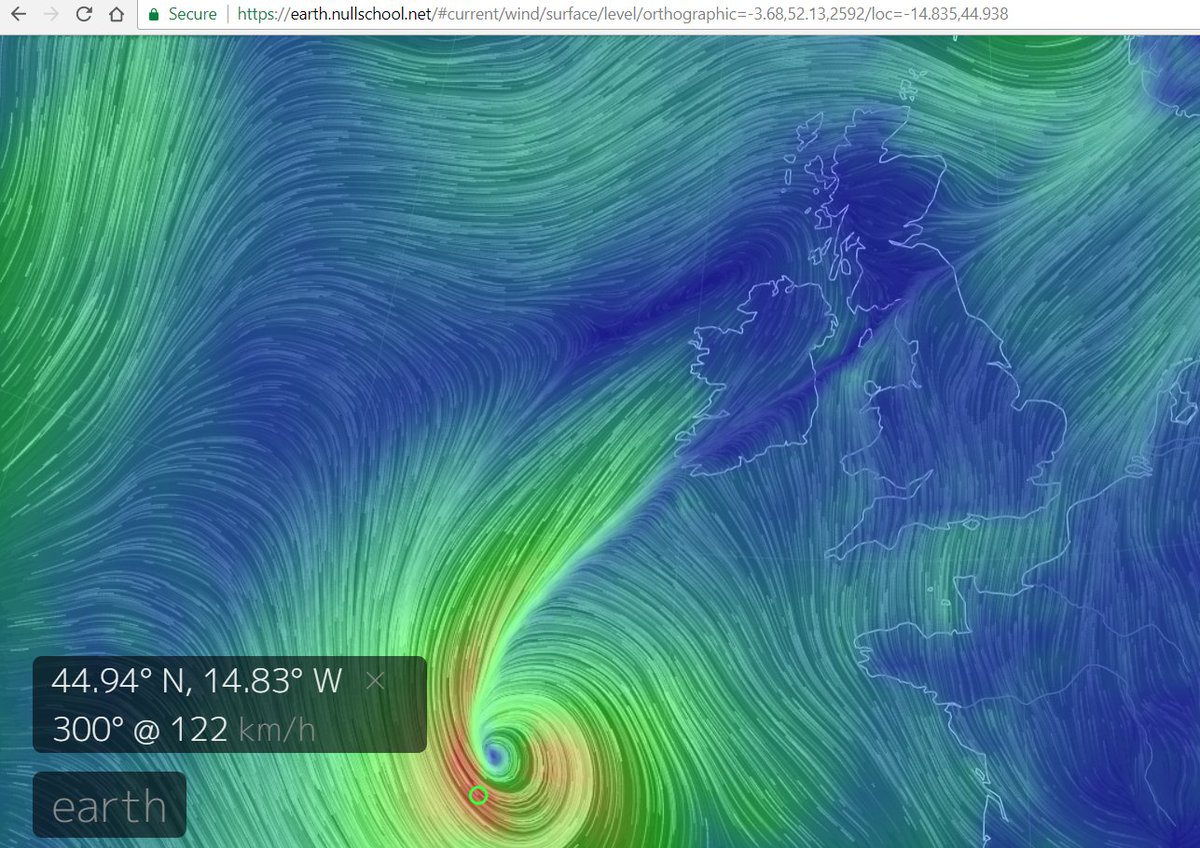 Live Earth Wind Map.David Connolly On Twitter This Live Wind Map May Be Of Interest To