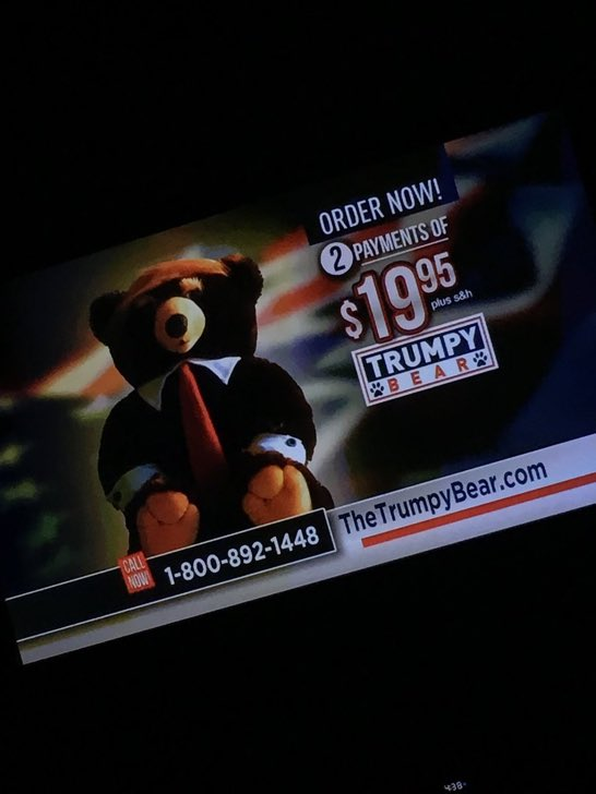 #draftdodgingbear #myass #trumpybear #wtf who the hell came up with this for #flagday I'm a combat veteran <br>http://pic.twitter.com/oN3uspetES