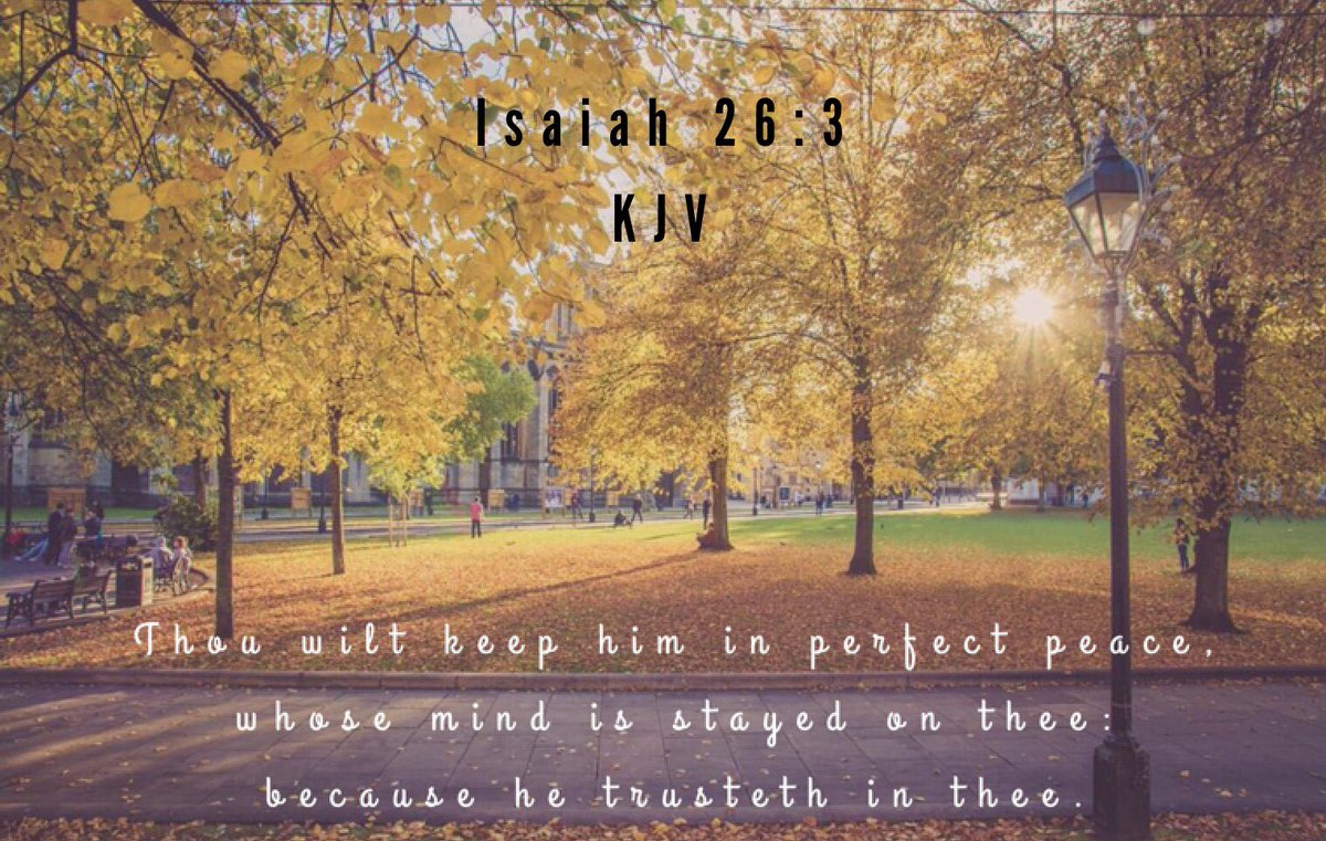 For isaiah 26 4