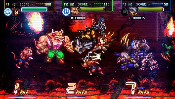 Fight&#39;N Rage, un intenso #brawler in #pixelart #indiedev @sebagamesdev #gamedev #indiegames #gameart #action #Steam  http:// store.steampowered.com/app/674520/Fig htN_Rage/ &nbsp; … <br>http://pic.twitter.com/CjMHXYWWDw