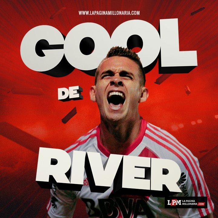 ¡GOOOOOOOOOOOOOOOOOOOOOL! Borré puso el 2-0 ante Atlético Tucumán. ¡Va...