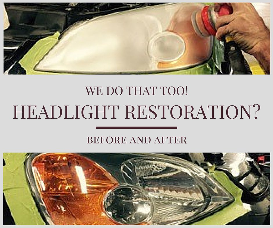 Are your headlights just not shining as bright as they used too? Bring them in for restoration! #headlights #NewBrighton<br>http://pic.twitter.com/m7O5h2DnQ1