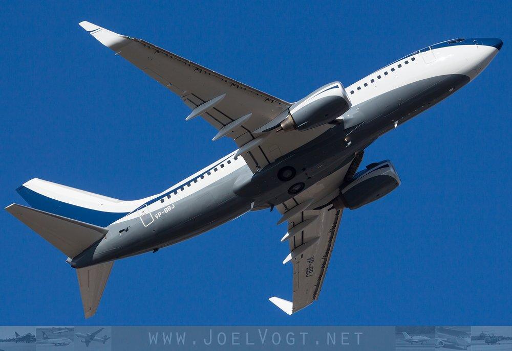 THAT registration on a @boeing #business #Jet #BBJ - VP-BBJ   http://www. joelvogt.net/aviation/spott erbrowser/imgview.php?id=15361 &nbsp; …   #avgeek #aviation #luxury #travel #LuxuryTravel #Basel<br>http://pic.twitter.com/6gT1hJ6yxT