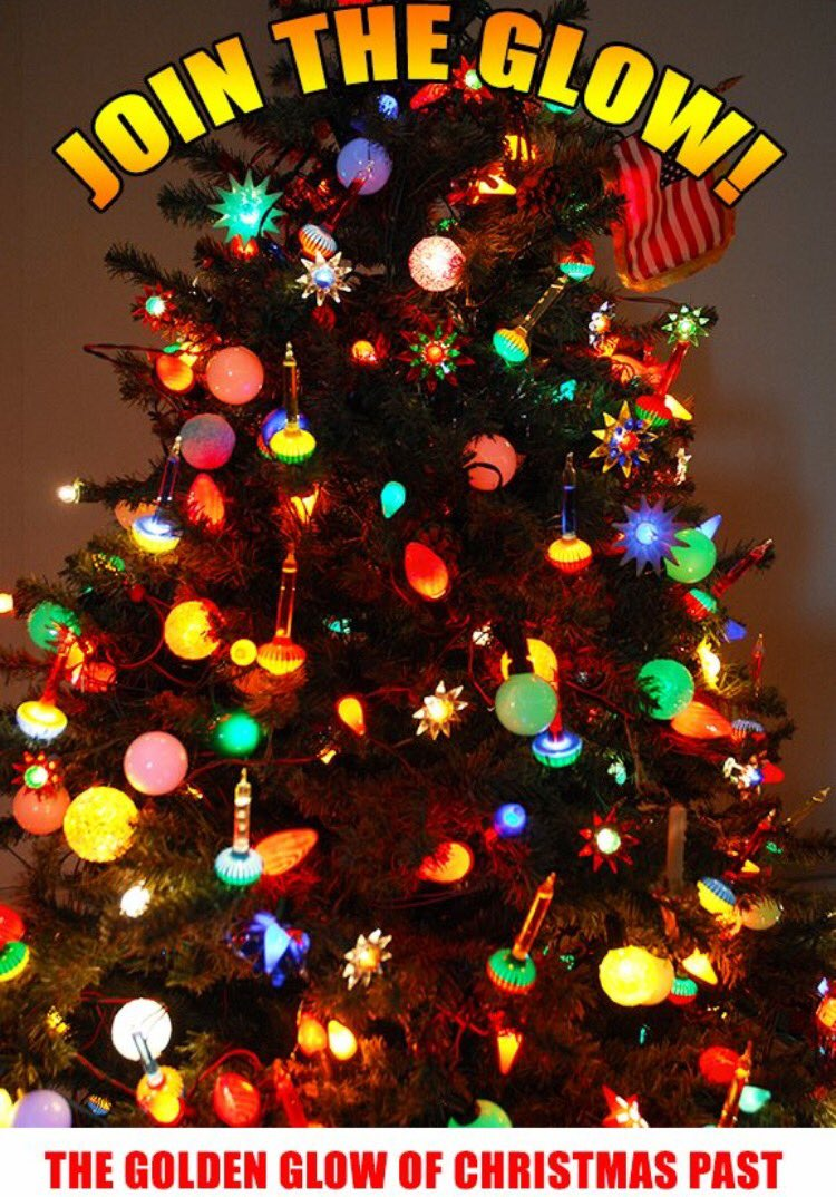 0 replies 0 retweets 5 likes - Antique Christmas Lights