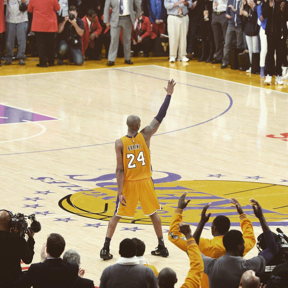 Miss you, Kobe.