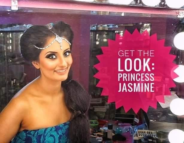 Amin Dhillon On Twitter Halloween Tutorial Princess Jasmine