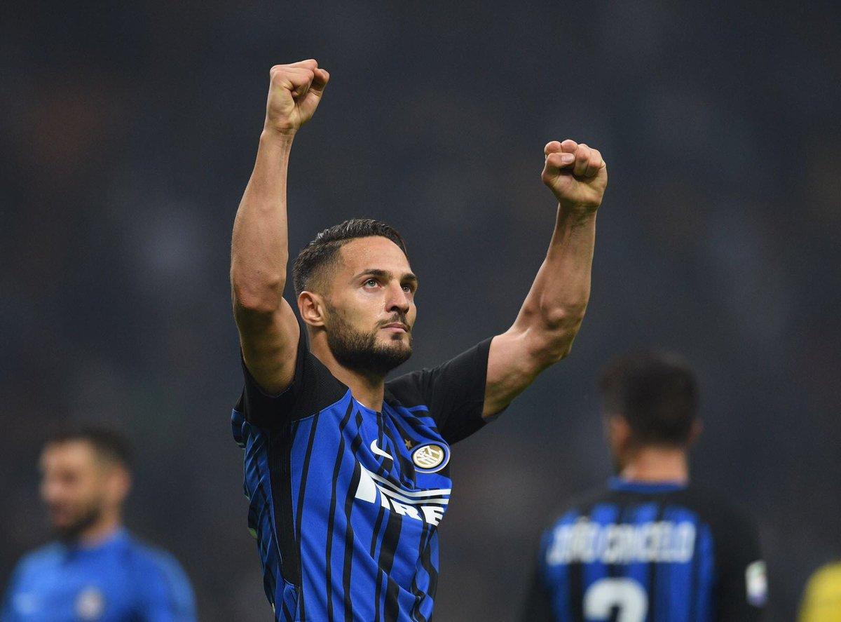 Seconda Maglia Inter Milan DANILO D'AMBROSIO