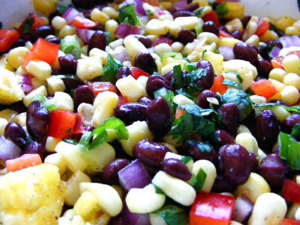 Black #Bean and Corn #Salad, see full at  http:// recipes-lab.com/index.php/reci pe/black-bean-and-corn-salad-1452104279730 &nbsp; … <br>http://pic.twitter.com/CKrX8eSZ0J