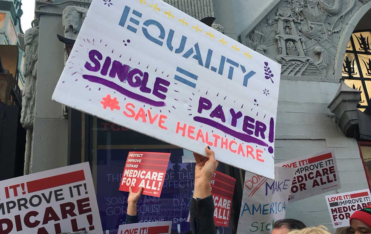 #Medicare4All with just transition protections will be a boost for our brothers and sisters working in healthcare. https:// buff.ly/2y4HteX  &nbsp;  <br>http://pic.twitter.com/68yxu2kVf8