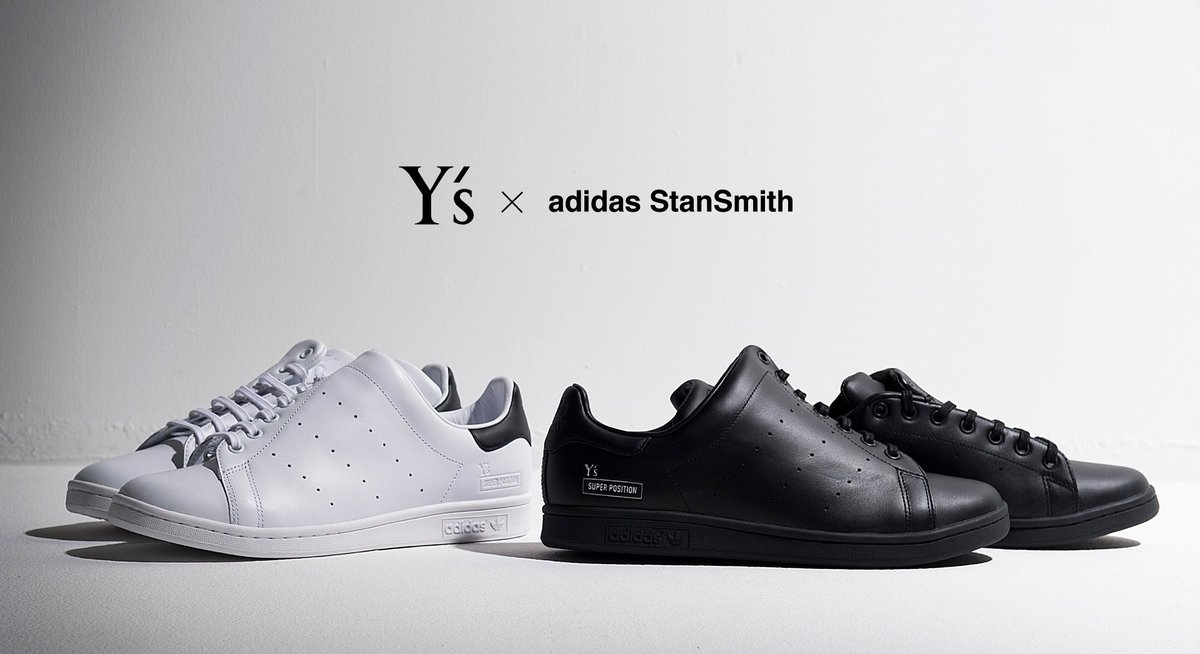 y's adidas stan smith