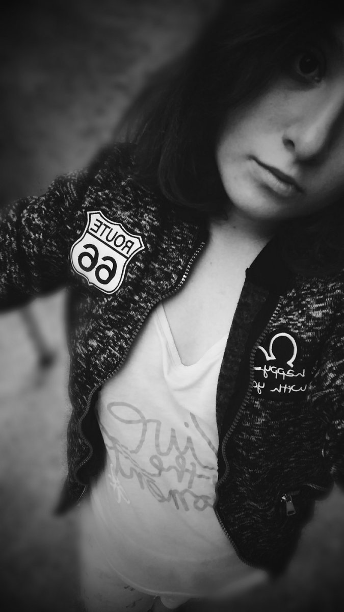 I Can Find You In Every Song I Sing Along To. #black #newjacket #route66 #hermosa #like4likes <br>http://pic.twitter.com/cs47PkUxcS