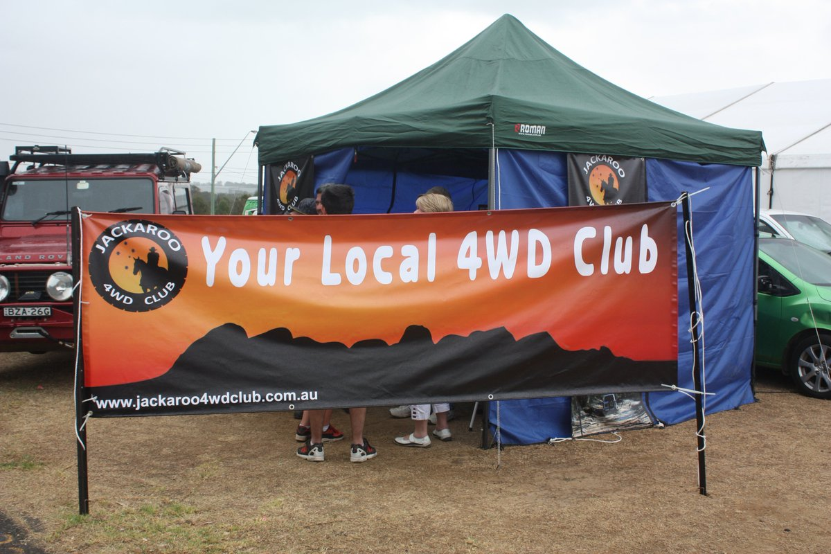 Another successful 4x4 Adventure Show done and dusted with new members signed uppic.twitter.com/z5aiuav4xG & Jackaroo 4WD Club Au (@jackaroo4wdclub) | Twitter