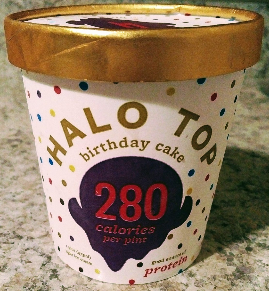 Halo Top On Twitter Its Like Your Birthday Every Time You Eat It