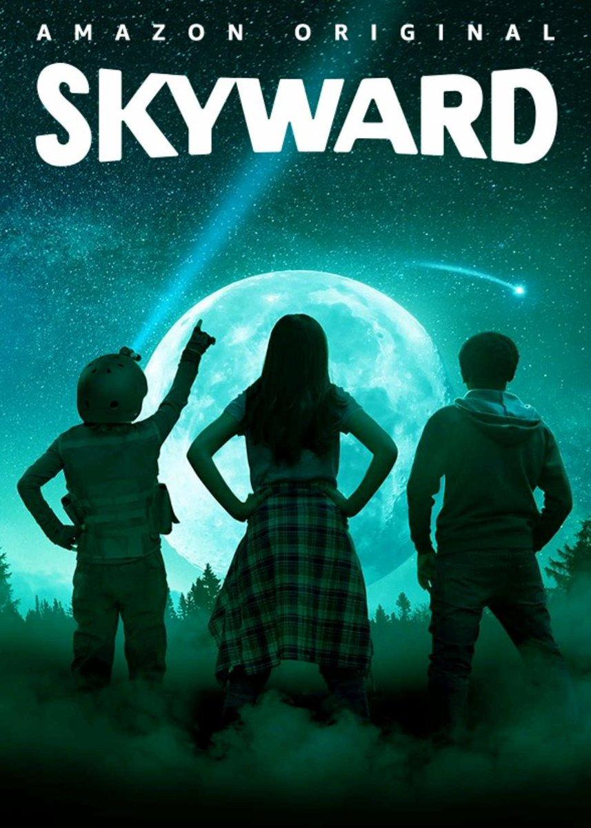 Vindo do Espaço (Skyward)