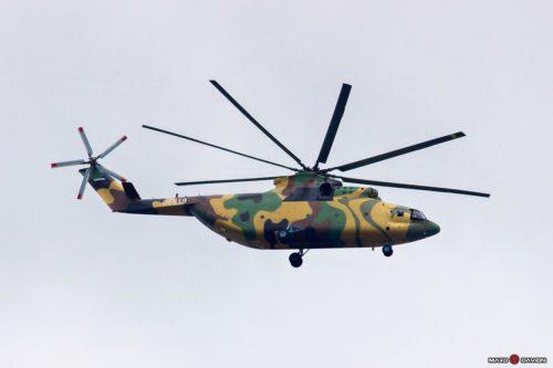 الاردن يوقع صفقه لشراء 4 مروحيات Mi-26T2 من روسيا  DMOSvdoUMAEbjyv