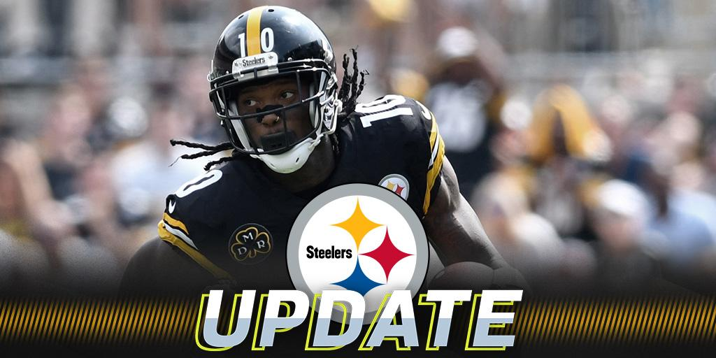 Martavis Bryant requested trade from Steelers: https://t.co/QwOWMaIdrj (via @RapSheet) https://t.co/JMjv4372rx