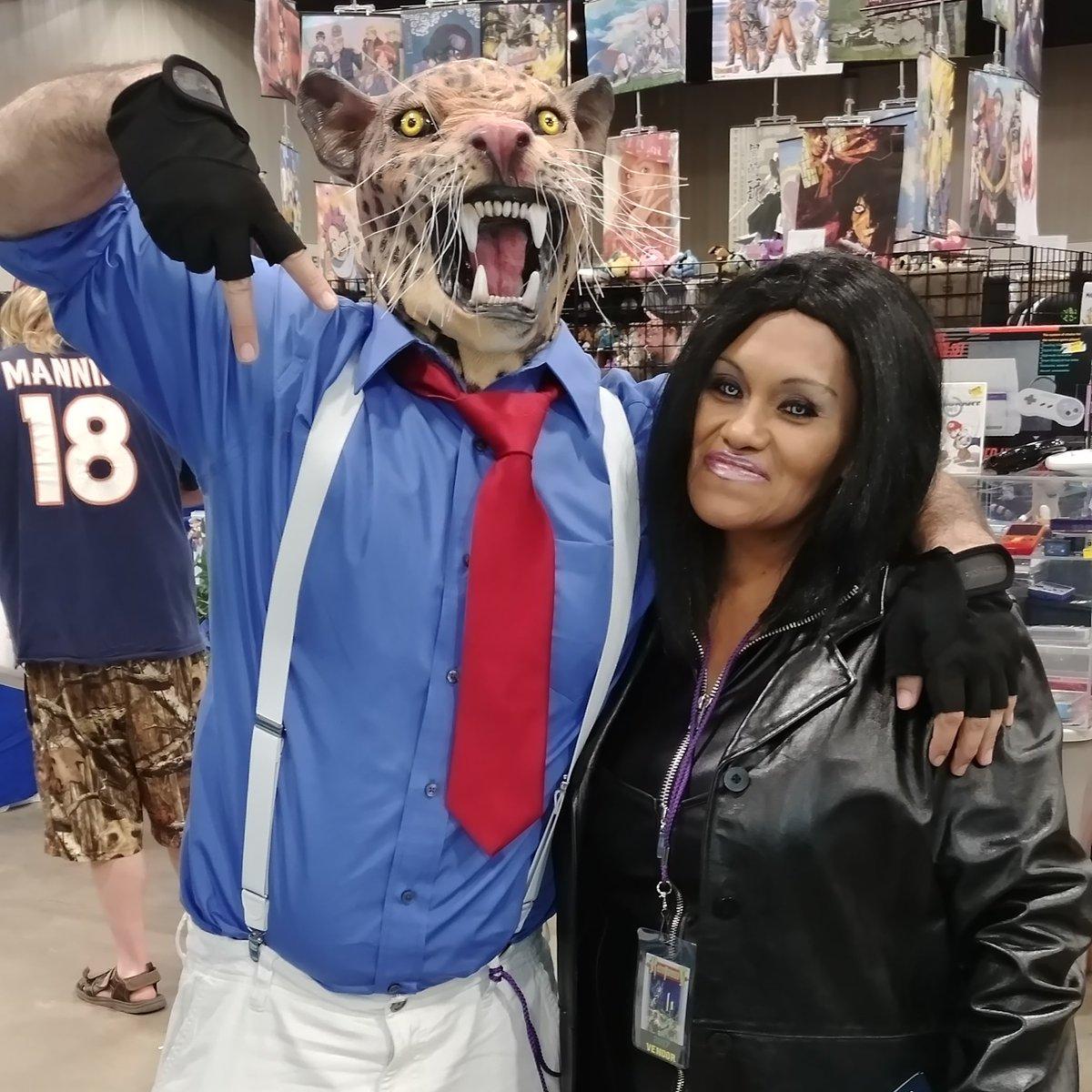 Priscilla Morales On Twitter Me With The King Tekken