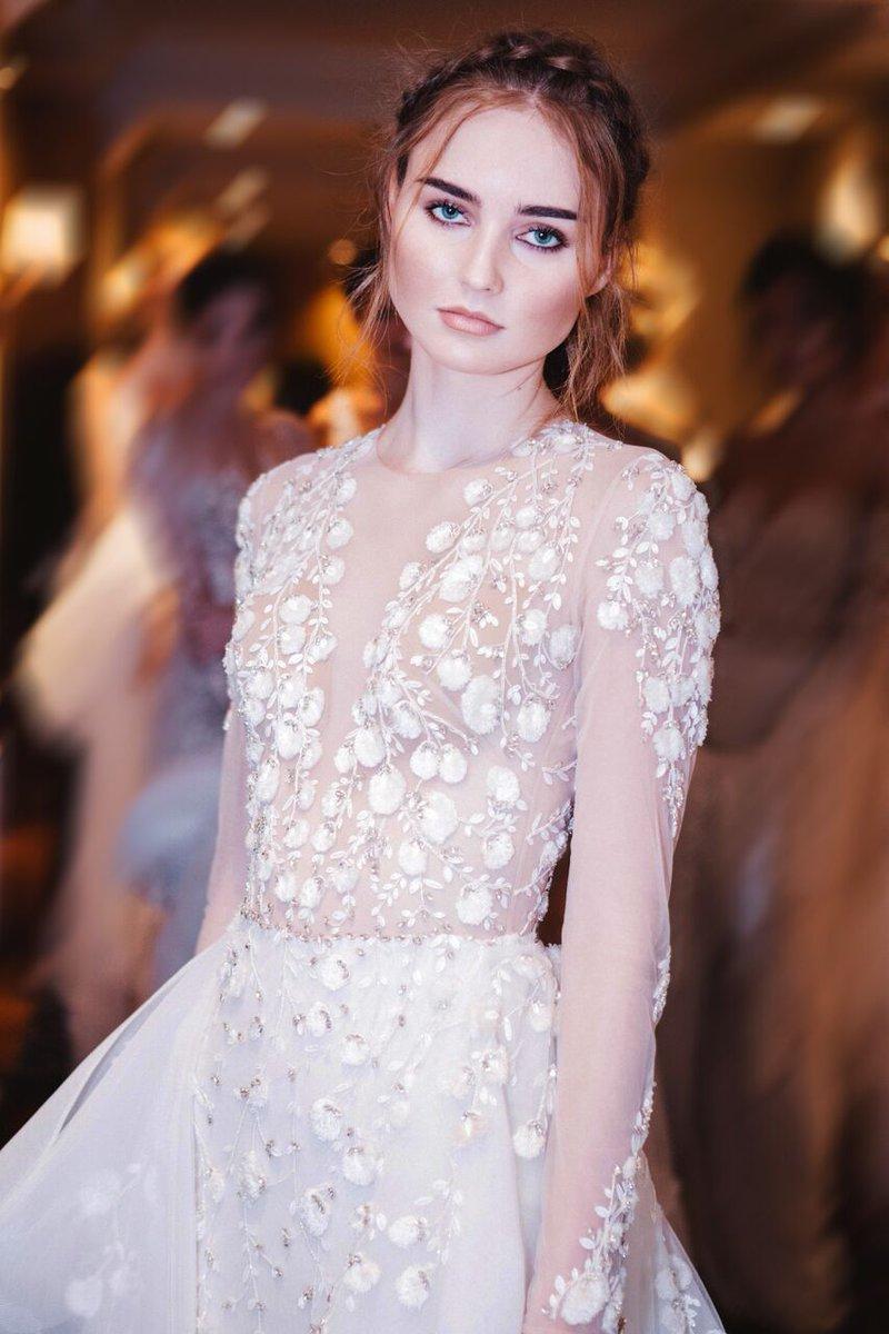 New York Bridal Fashion Week - Idan Cohen - dress designer #gown #bridetobe #luxury #fashion #designer #Vancouver #NewYork #NYC #beautiful<br>http://pic.twitter.com/CZvXAV5pvc