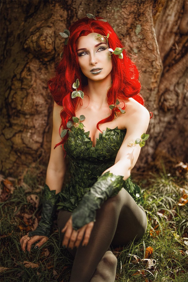 More #PoisonIvy !   Photo by fabulous @Eosandy  #cosplayer #dc #poisonivycosplay<br>http://pic.twitter.com/MKsMMKVe7y