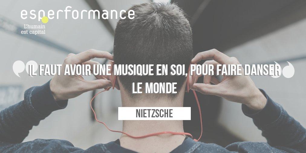 #MondayMotivation - Find your own song, find your own motivation !  #ligue_des_optimistes #Nietzsche<br>http://pic.twitter.com/DdRY3wpkXb