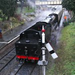 Join us for steam trains on Wednesday.