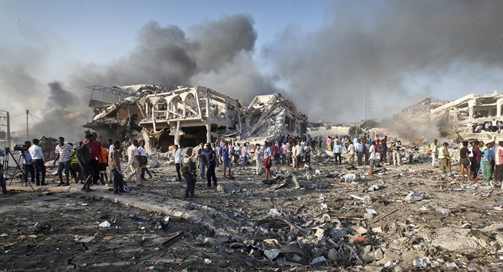 A #blast in #Somalia severely damages Qatari embassy, wounds charge d'affairs – Doha https://t.co/hMsM2YnfGj