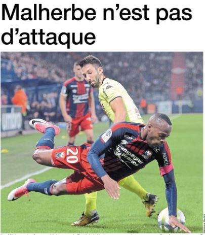 [9e journée de L1] SM Caen 0-2 SCO Angers DMPscwIXUAAbwQe